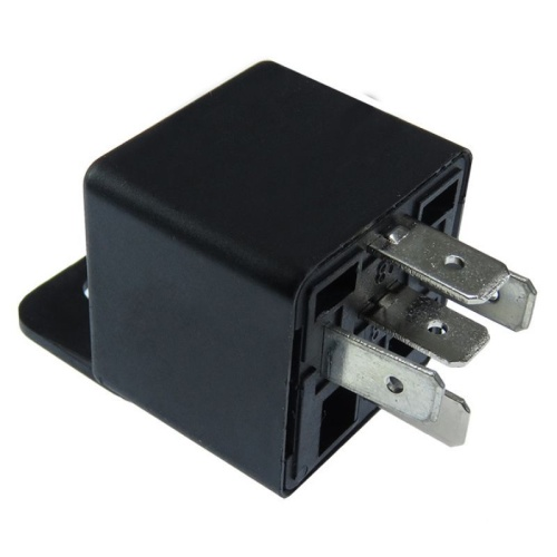 RELAY AUX.MOD.UNIV. RENAULT-PEUGEOT-M.BENS-VW-GM-FORD-CAIO-MARCO POLO. 12V-40/10A. 5T. COD. GM: 94606308