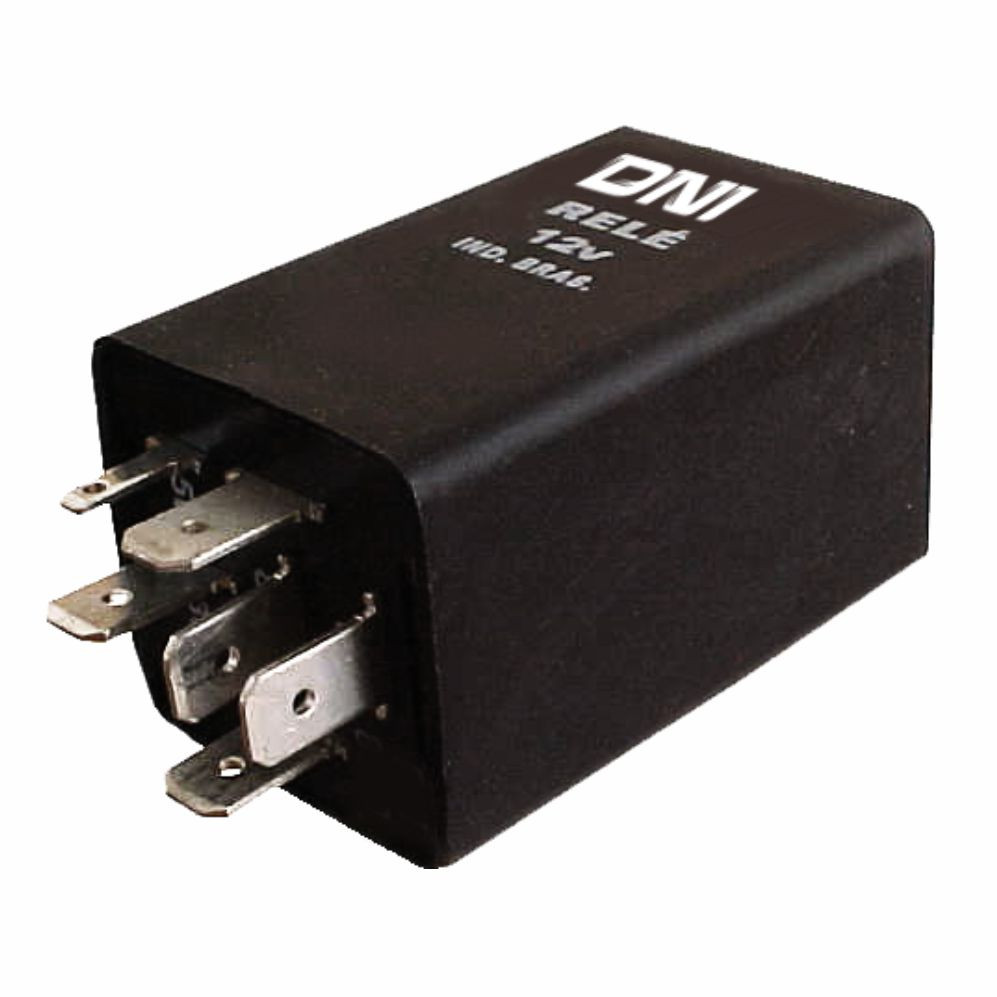 RELAY LIMPIAVIDRIOS M.BENS (BUSES Y CAMIONES ) 12V- 6T.COD. MB: 6955457024