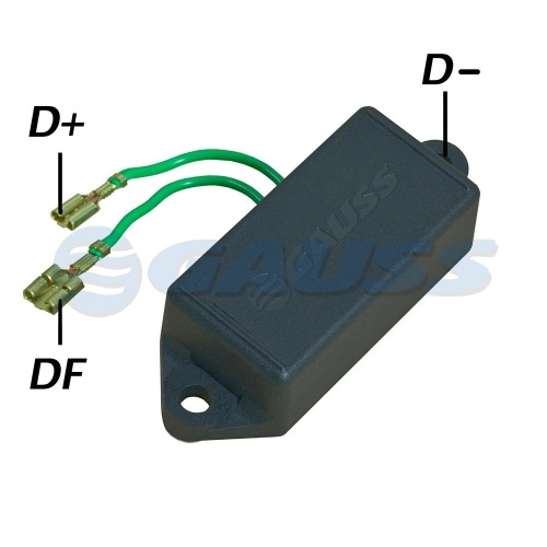 Regulador VW: Escarabajo Brasilia 12V 55 Amp. = VRB-211 (REGITAR)