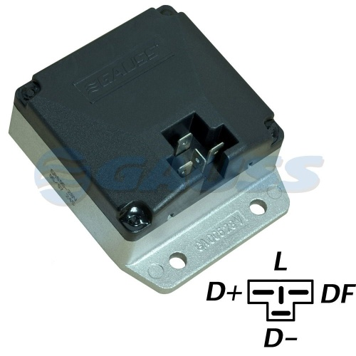 Regulador Alternador Universal Mercedes 24 V