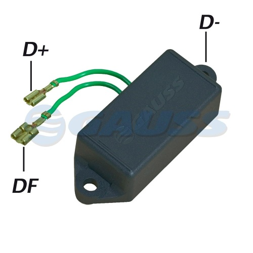 Regulador Alternador Bosch VW 24 V 55Amp